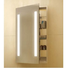 Electric Mirror 23x36 Lighted Medicine Cabinet