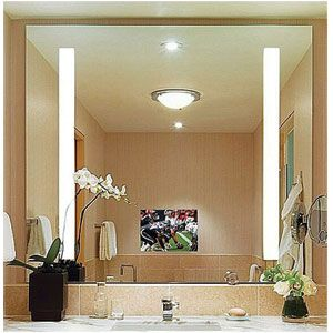 Electric Mirror Fusion FUS2836 Bathroom Fixtures Lighted