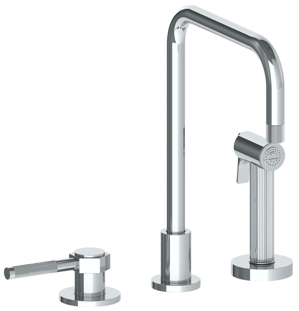 Watermark 111 7 1 3a Sp4 Kitchen Fixtures 3 Hole Kitchen Faucet