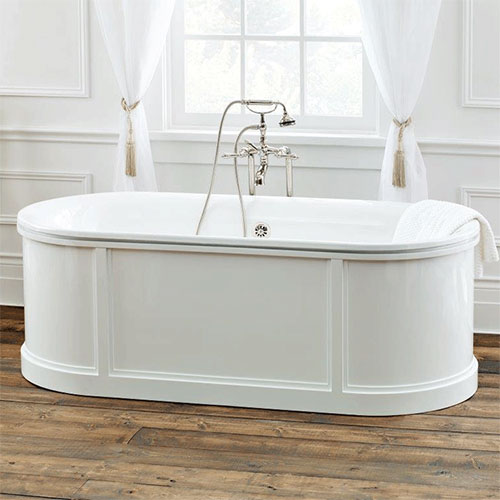 Cheviot Products Buckingham Freestanding Tub