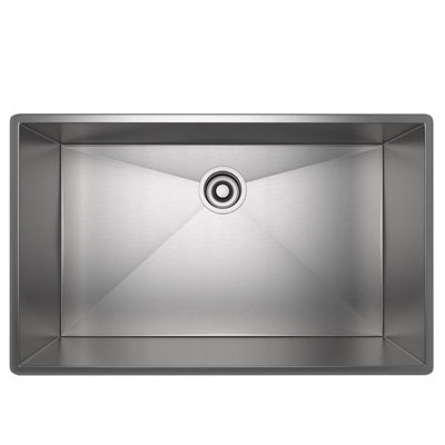 Rohl Single Bowl Kitchen Sink