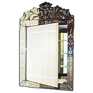 Afina Products Single Door Medicine Cabinet